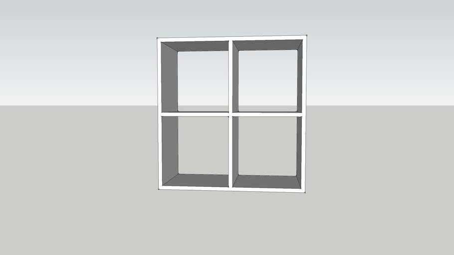Etagere Cube Conforama 3d Warehouse