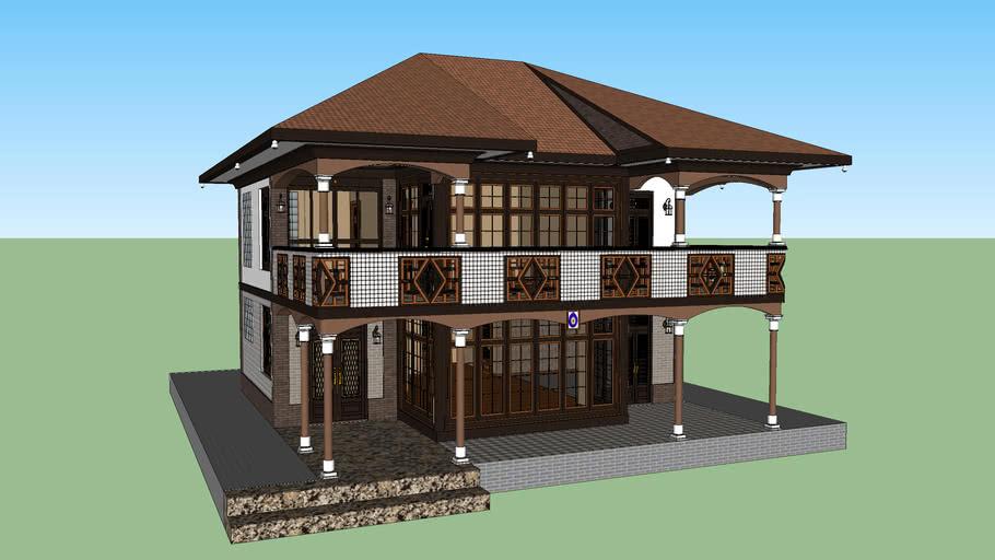 summerhouse (villa)