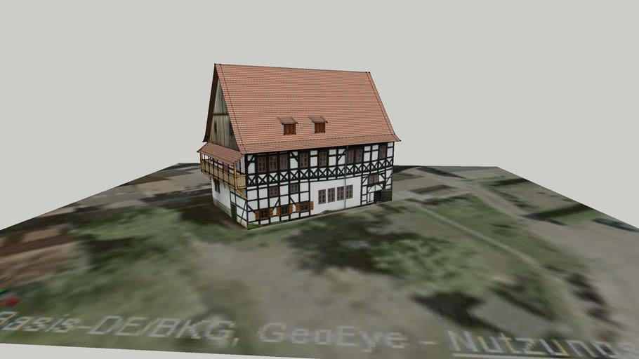 Haus Rosenthal, Bad Langensalza
