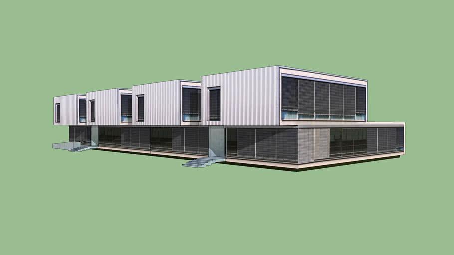 New Social Care building in Sisak