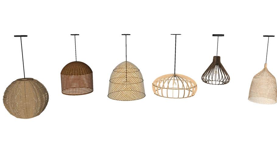 bambu lamp