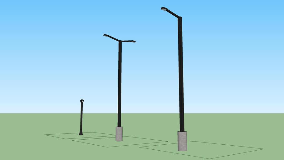Street Light Set
