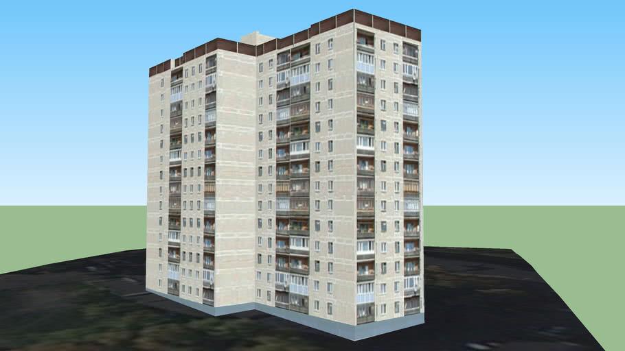 улица Стахановская, 24к2
