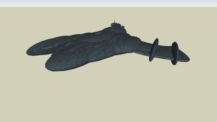 Croiseur Mon Calamari MC90 – Forme 3
