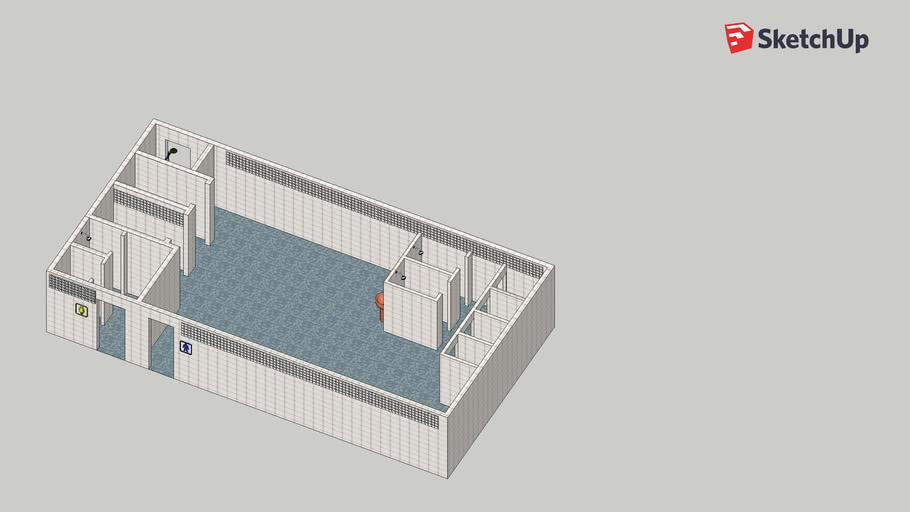 Banheiro Technofix - Atualizado