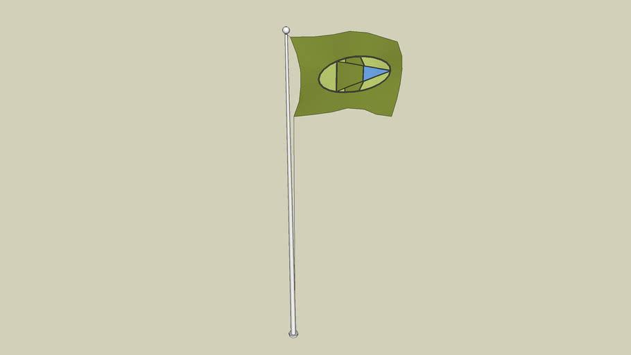 my countory flag