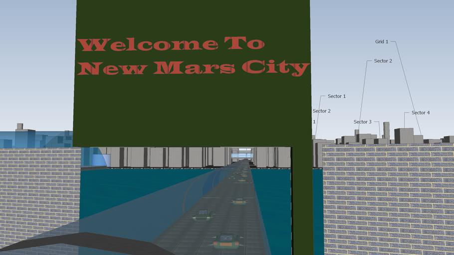 New Mars City 1.0