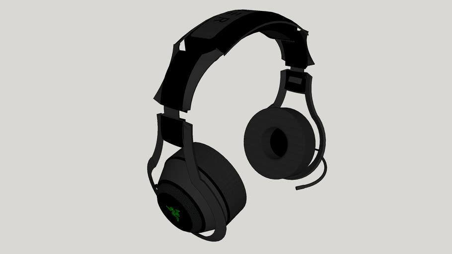 Razer Man o War Gaming Headset