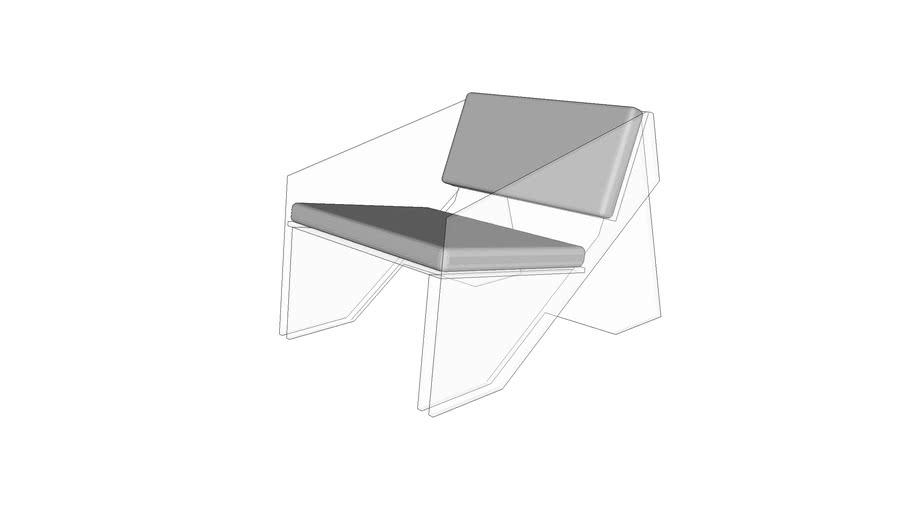 Poltrona Tsuru - Danilo Vale Design