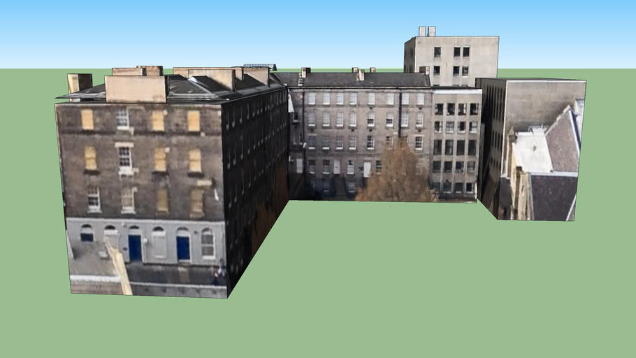Building in Edinburgh EH8 9TY, UK
