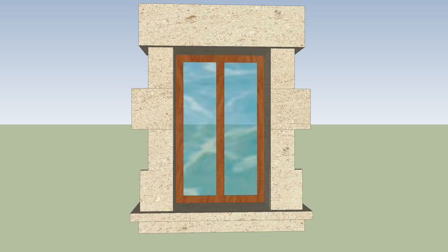 Ventana Piedra | 3D Warehouse