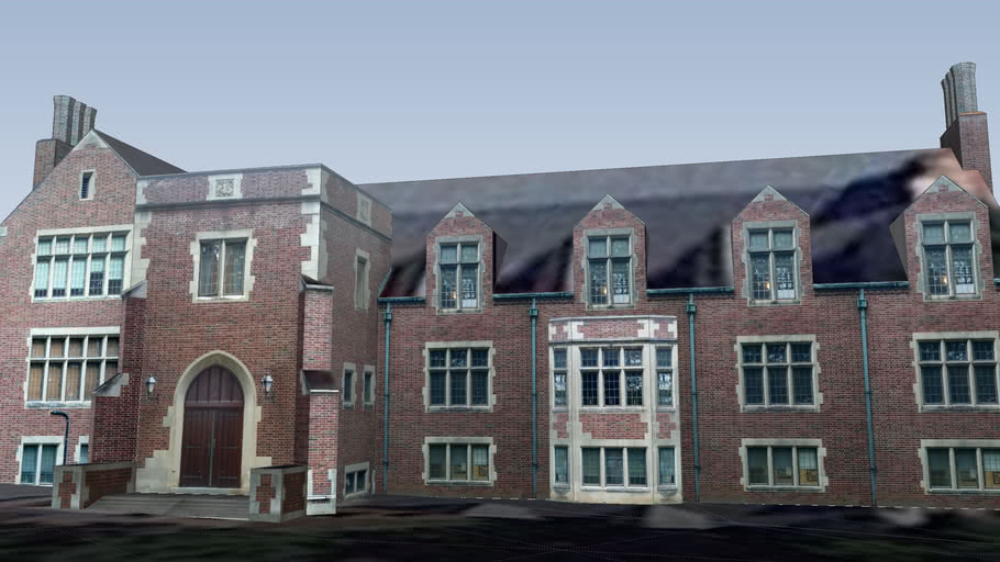 Lillie P. Roemer Memorial Arts Building