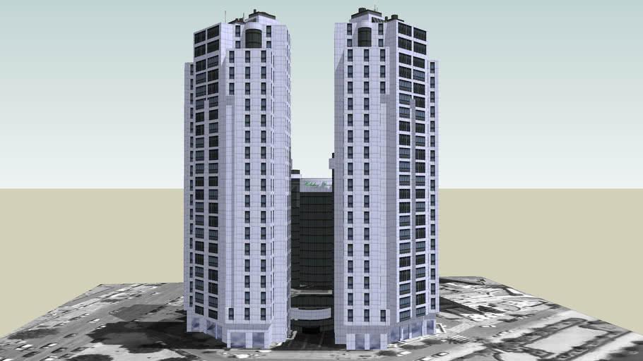 Edificio Torres Solher/ Alameda (Valencia), España