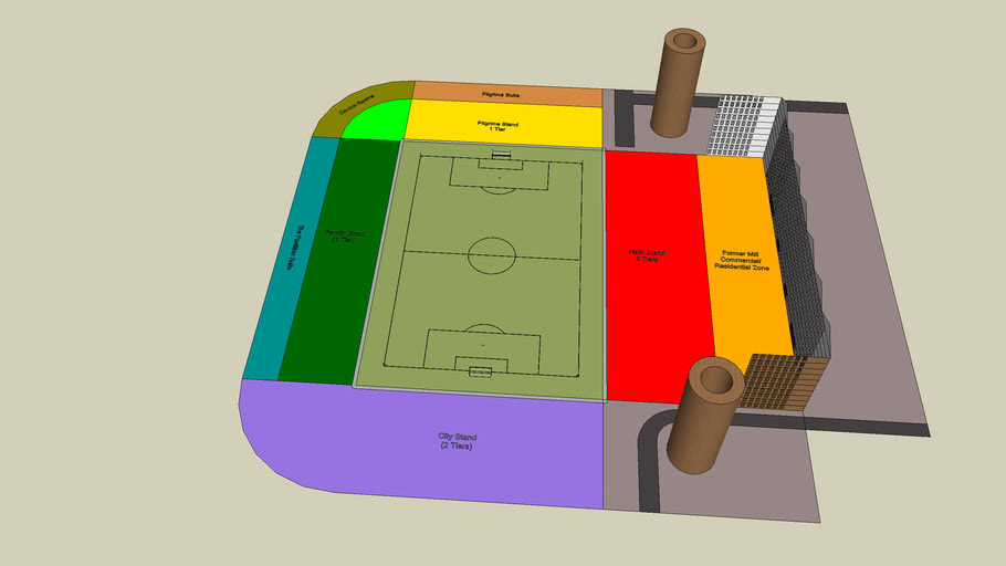 Stadium Competition - Lothersbury City FC