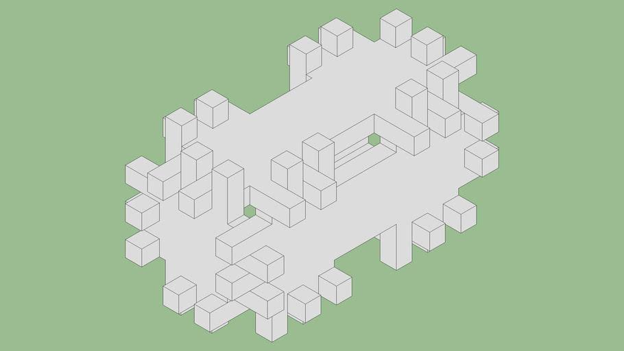 2x1x1 Blocklet