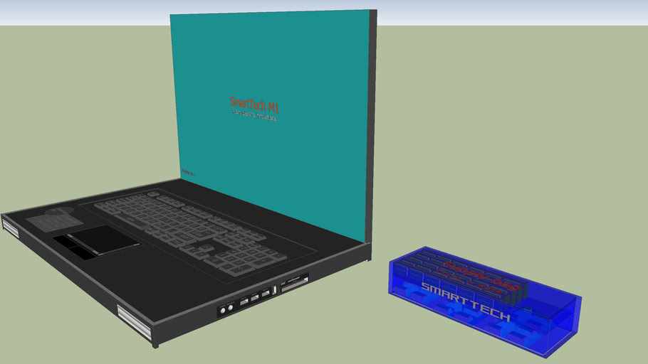 SmartTech M1 - Laptop