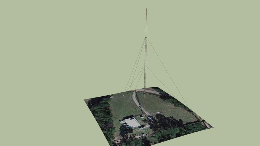 WTOK-TV Tower