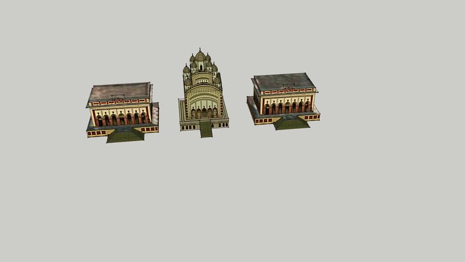 Dakhineswar kali temple