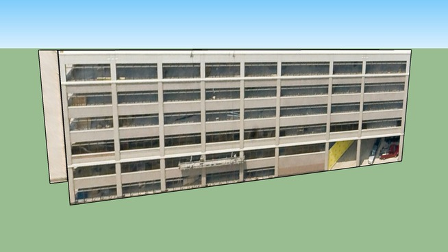 Bâtiment situé Cincinnati, Ohio, États-Unis