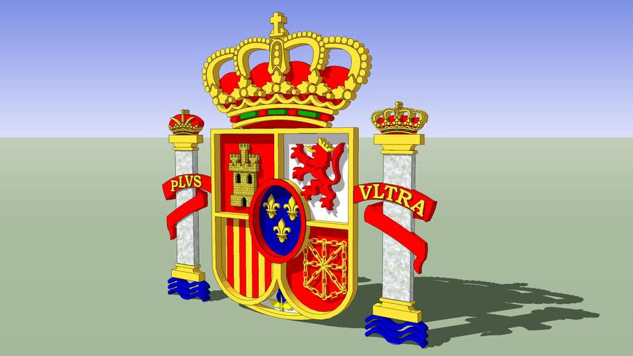 Escudo constitucional España