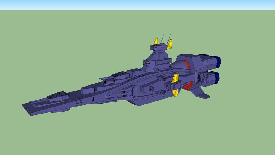 Magellan class battleship / マゼラン級戦艦