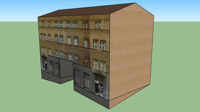 Ilica - Zgrada