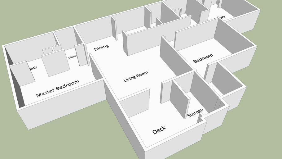 Northwind Apartments 3 Bed 2 Bath