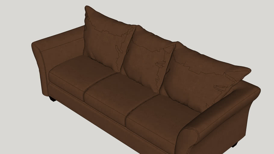 Serta Upholstery Hanover Sofa