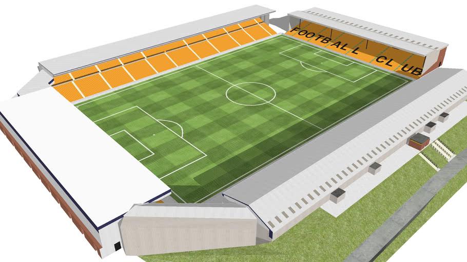Port Vale FC - Vale Park