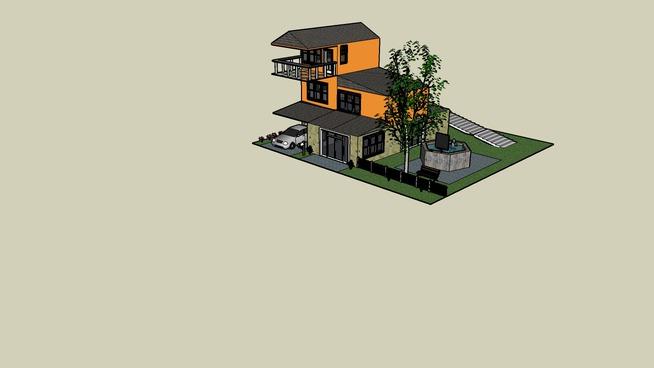 szuper ház