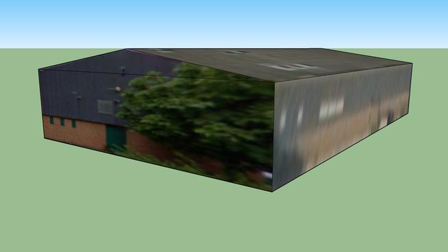 Building in Birmingham, West Midlands B7 5AY, UK