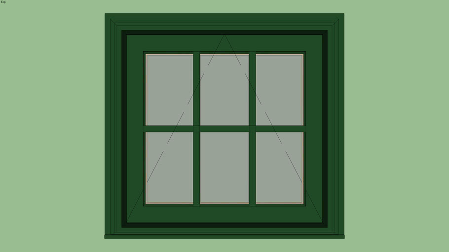 Marvin Ultimate Awning Window | 3D Warehouse