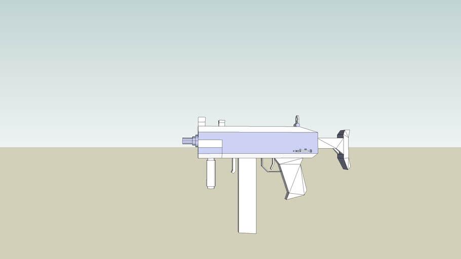 JM1 machine pistol