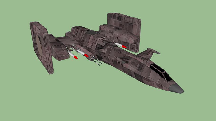 FA 9779-A2 Monster Long Range Capital Ship Killer