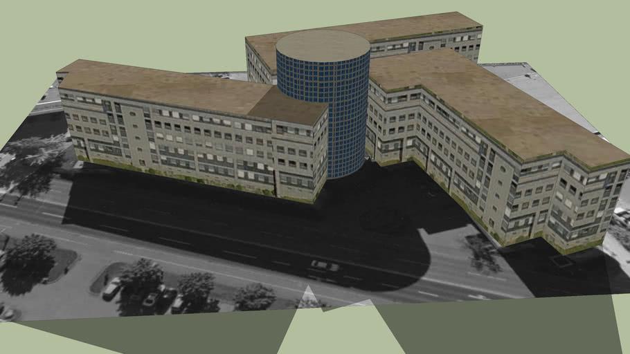 RONDA-Gebäude - Stuttgarter Stadtanzeiger