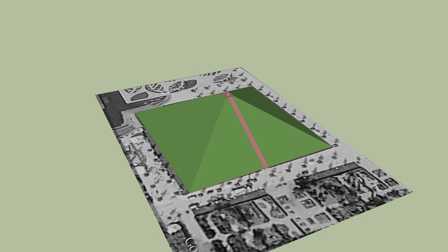 Piramide of the Gronau