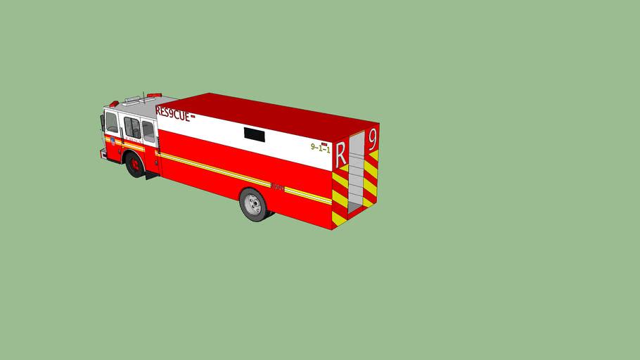 FDNY Rescue 9