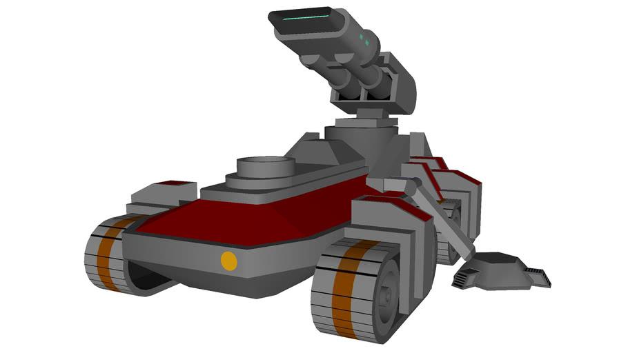 AAV-5 Arclite Siege Tank