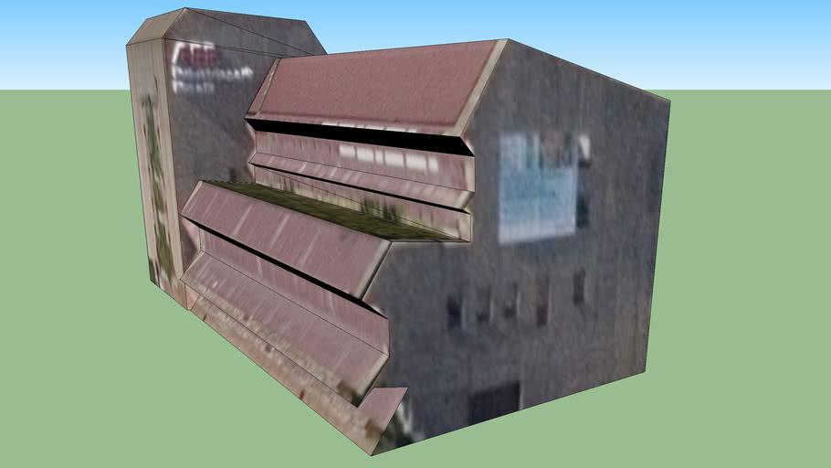 TSW_vertical_001 ETC Edificio in Distretto di Zurigo, Svizzera