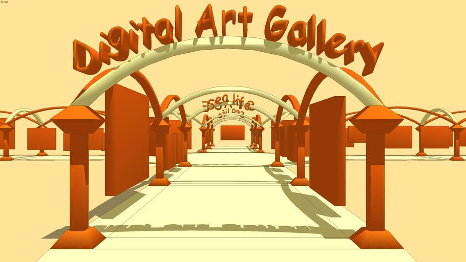 Digital Art Gallery - Perić Željko