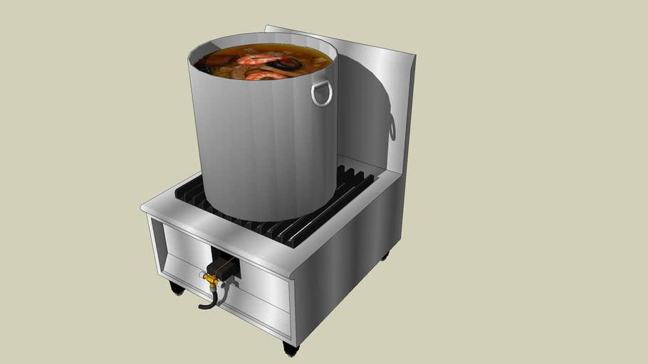 soup boiler