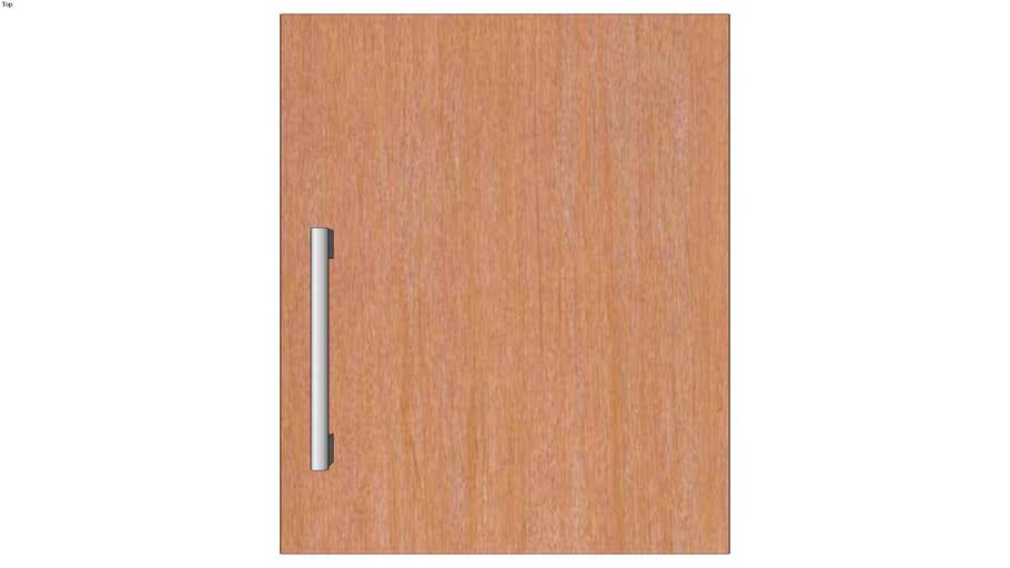Wall Single Door 18Hx15D