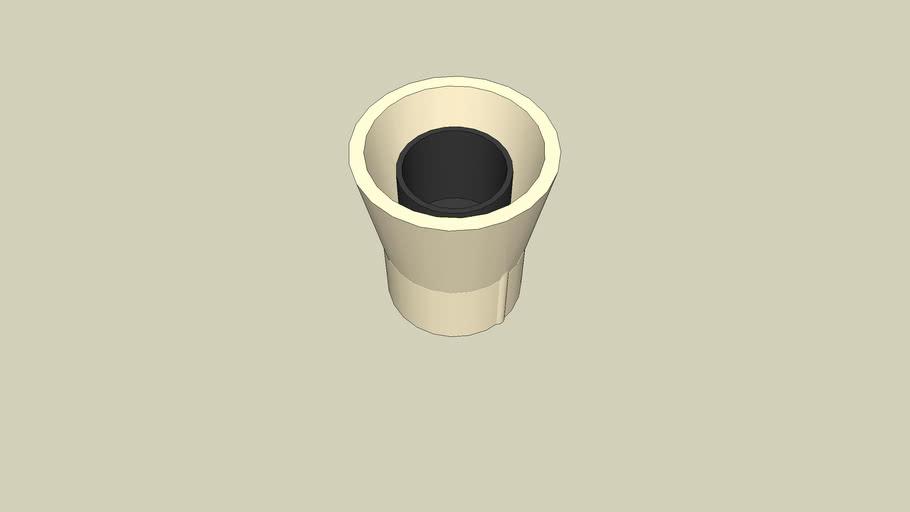 Douille porcelaine E40