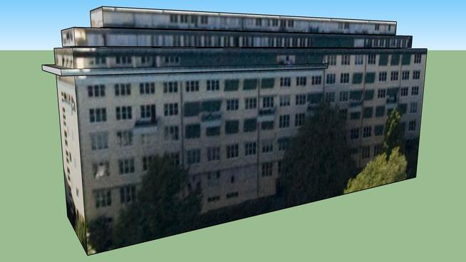 Byggnad på 112 42 Stockholm, Sverige