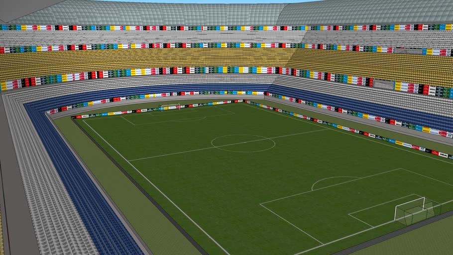 estadio de futbol soccer de mexico