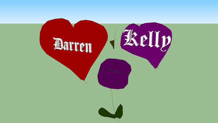 Darren & Kelly Chrismas
