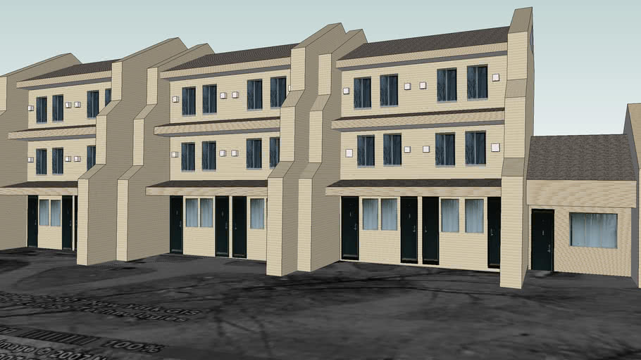 Townhouse 2