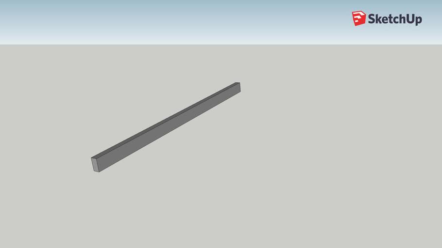 10 degree roof beam