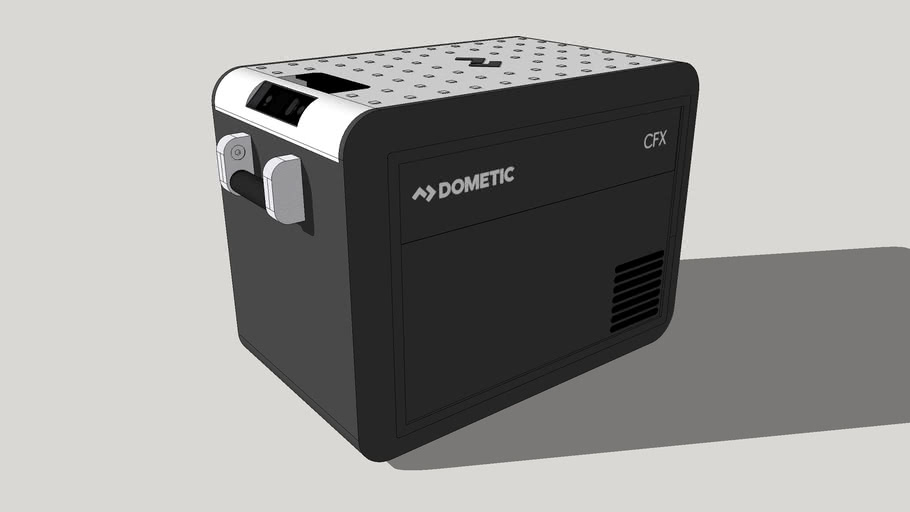 Dometic CFX3 45 Portable Compressor Cool box and Freezer, 40 L