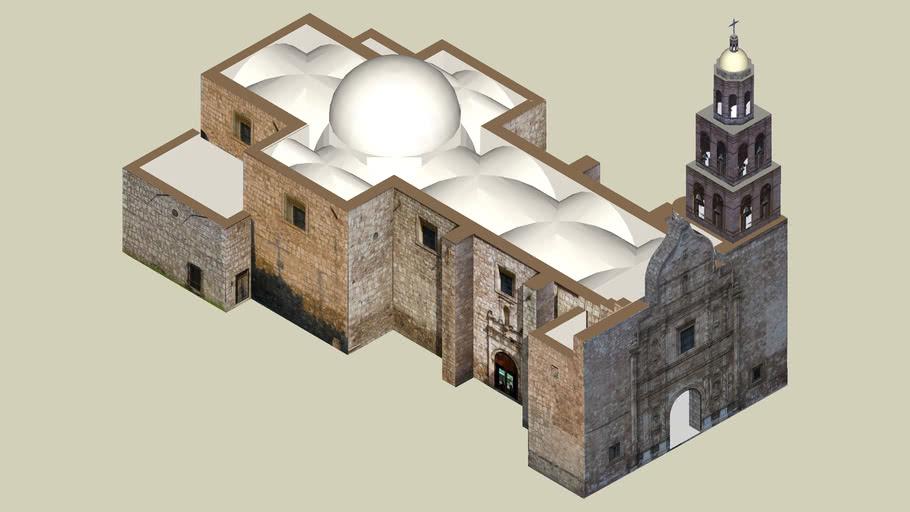 Templo de Nuestra Señora de El Rosario